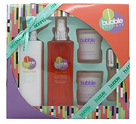 Bubble Boutique Bathing Experience Boxed Gift