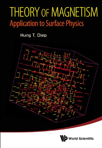 Theory of Magnetism:Application to Surface Physics (English Edition)