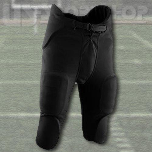 American Football Hose mit Hüft-, Knie-, Oberschenkel- und Steißbeinpolster; X-Large