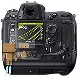 Nikon D2X Miroir Film Protecteur - Set de 1 atFoliX FX-Mirror Protection d'écran avec effet miroir