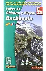 Descargar gratis Valles de Chistau y Bielsa. Bachimala, mapa excursionista. Escala 1:25.000. Español, Français, English. Alpina Editorial. en .epub, .pdf o .mobi