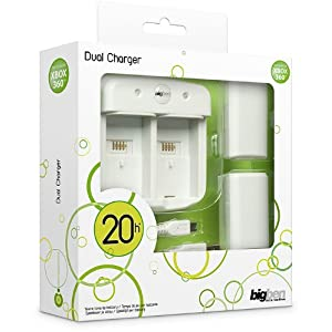 """Xbox 360 – Charging Station """"Dual Charger"""""""