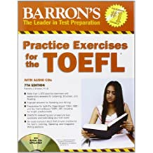 Practice Exercises for the TOEFL with Audio CDs (Barron's Practice Exercises for the Toefl)