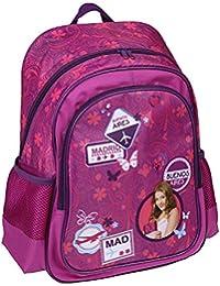 Preisvergleich für Undercover 10105561 Schulrucksack Violetta, 38 x 27 x 14 cm, mehrfarbig
