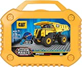 Toy State Caterpillar CAT Machine Maker Apprentice Dump Truck Construction Building Vehicle
