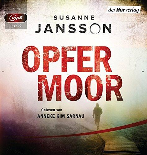 Buchseite und Rezensionen zu 'Opfermoor' von Susanne Jansson