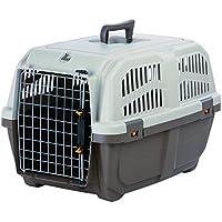 Nobby 72126 Transportbox für mittlere und große Hunde Skudo 3 Iata 60 x 40 x 39 cm