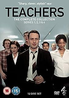 Teachers - Series 1-4 [DVD] (B00CA59OWI) | Amazon price tracker / tracking, Amazon price history charts, Amazon price watches, Amazon price drop alerts