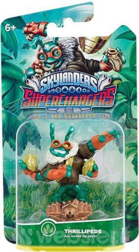 Activision Skylanders Superchargers Character - Thrillipede Jouet Hybride Console compatible Compatible Multi Plateformes