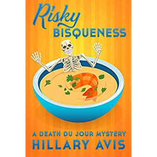 Risky Bisqueness: A Death Du Jour Short Mystery (English Edition)