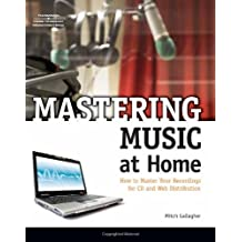 Mastering Music at Home