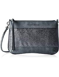 Nicole, Womens Handbag, Rot (Wine), 6.5x14.5x26.5 cm (wxhxd) Tom Tailor Denim