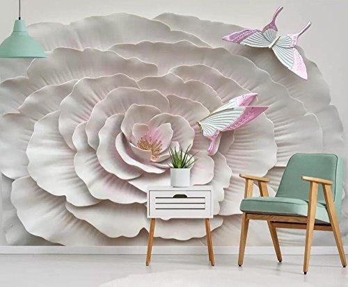 Xcmb 3D Tapeten 3D Wandbilder Skulptur Kind 3D Wandbilder Wohnkultur 3D Wandbild Wandpapier-120Cmx100Cm -