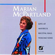 Live At Maybeck Recital Hall (Vol. 9)