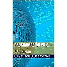 Programación en C++: 2ª Edición