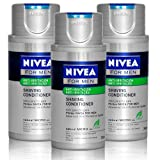3x Philips HS 800/04 Rasier-Emulsion NIVEA for Men