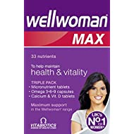 Vitabiotics Wellwoman Max - 84 Tablets/Capsules