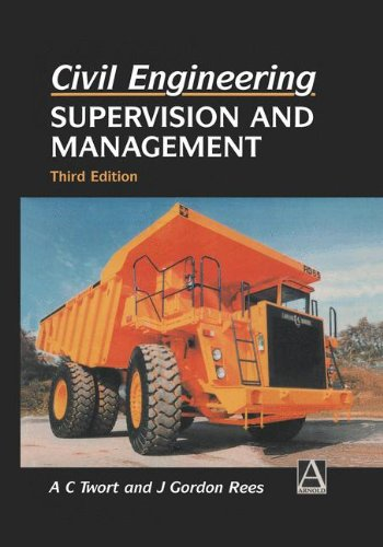 Civil Engineering: Supervision and - Engineering Civil Management