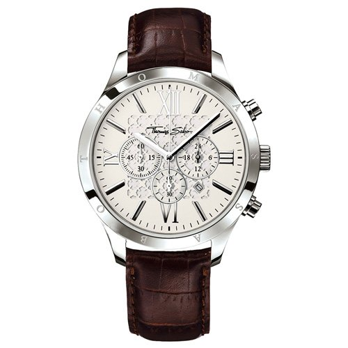 Thomas Sabo, Montre Homme WA0016-212-201-43 mm