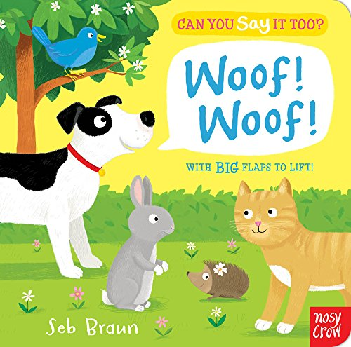 Can You Say It Too? Woof Woof par Sebastien Braun