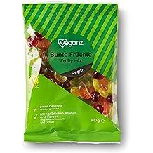 Veganz Bunte Früchte, 10er Pack (10 x 100 g)