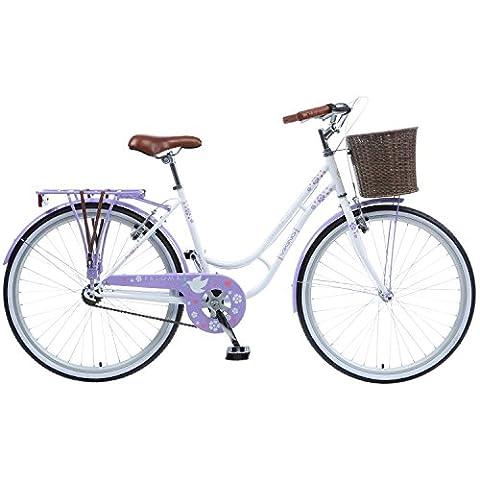 20, 24 oder 26 Zoll Viking Paloma Cityrad Jugendrad Hollandrad Fahrrad Damenrad, Radgröße:26 zoll