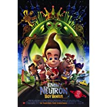 Jimmy Neutron: Boy Genius Poster (11 x 17 Inches - 28cm x 44cm) (2001) Style A