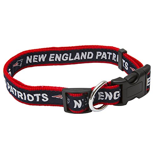 Pets Erste NFL New England Patriots Pet Halsband, (Chicago Bears Jersey Hund)