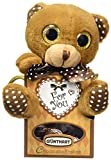 Gunthart Plush Brown Bear in Box Filled with Pralines