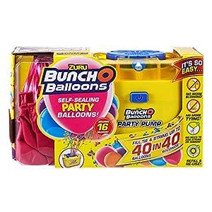 BUNCH O BALLOONS-La revolución para inflar kit de globos rosas Vu a la tele, R