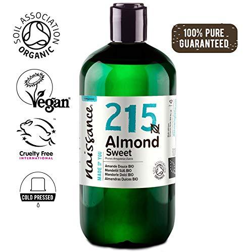 Naissance Aceite Almendras Dulces BIO n. º 215-500ml