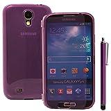 VCOMP Housse Etui Coque Silicone Gel Portefeuille Livre Rabat pour Samsung Galaxy S4...