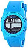 Nixon Men's A385917-00 Rhythm Digital Display Japanese Quartz Blue Watch