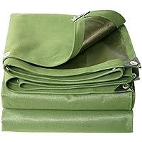 WSGZH Outdoor Camouflage Rainproof Camouflage Cloth Wasserdichter Sonnenschutz Markisenstoff Verdickter PE-Regenschutztuch Multifunktions-LKW-Plane Sonnencreme Verschlei/ßfest