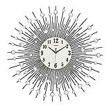 Brisk-orologio da parete Soggiorno moderno con Orologio da parete di grandi dimensioni Moda creativa Orologi europeo personalità semplice orologio silenzioso Quarzo Orologio ( dimensioni : 65cm )