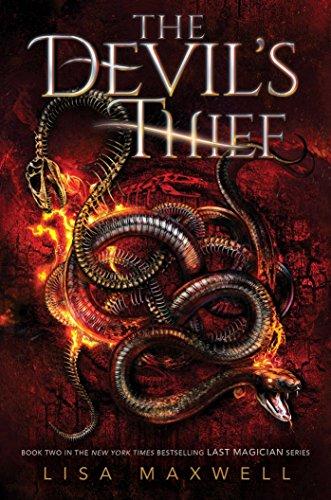 The Devil's Thief (The Last Magician) por Lisa Maxwell