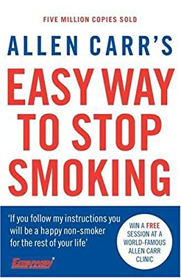 Allen Carr's Easy Way to Stop Smoking from Penguin