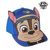Berretto per bambini con paraorecchie chase di paw patrol (52 cm) (1000057613)