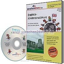Englisch-Kindersprachkurs auf CD, Englisch lernen für Kinder