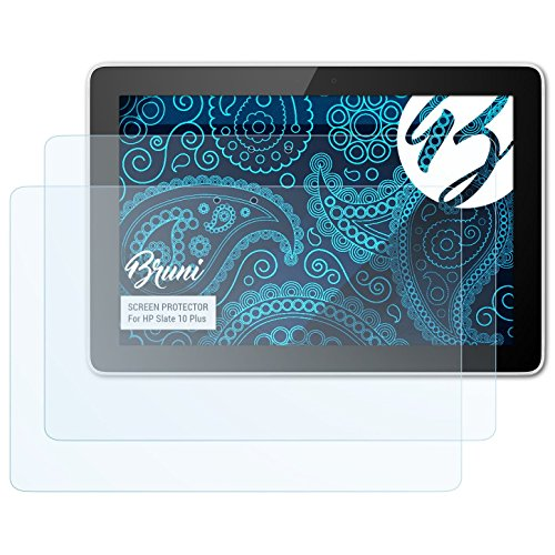�r HP Slate 10 Plus Folie, glasklare Displayschutzfolie (2X) ()