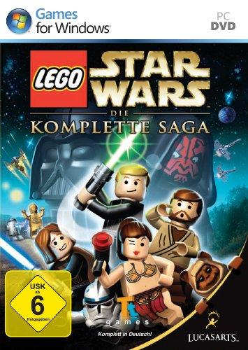 Lego Star Wars: Die komplette Saga (Star Wars Komplette Saga)