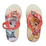 Characters Cartoons Paw Patrol - 28/29 Infradito Flip Flop Ciabatte Mare Piscina - Bambina - Novità Prodotto Originale 23-30XX
