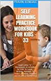 """Self Learning Practice Workbook for Kids - 33: Small Letter """"g"""" - Worksheets of Activities for Kids  To Learn :- Writing, Alphabet """"g"""", Colors, Drawing,  Painting and Beautiful Handwriting"""