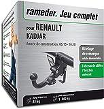 Rameder Attelage rotule démontable pour Renault KADJAR + Faisceau 7 Broches...