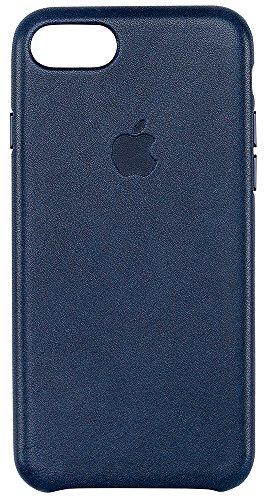 Apple MMY32ZM/A - Funda de Cuero iPhone 7, Color Azul