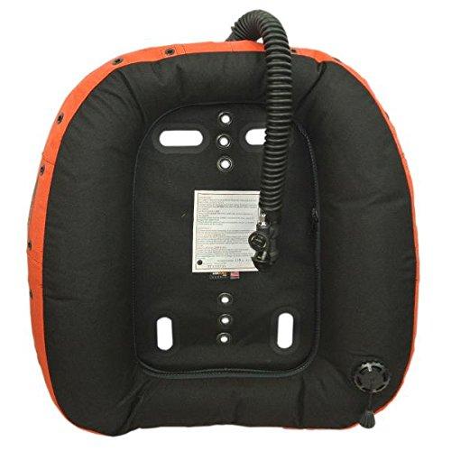 Xray-Scuba Basic Wing 40 schwarz/orange