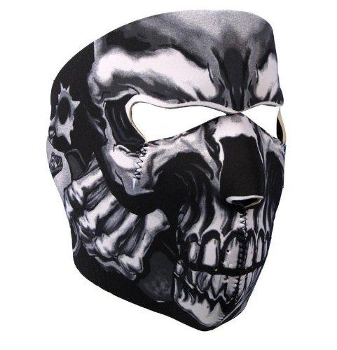 Face Mask, Gesichtsmasken aus Neorpren, Design:Assassin Neoprene