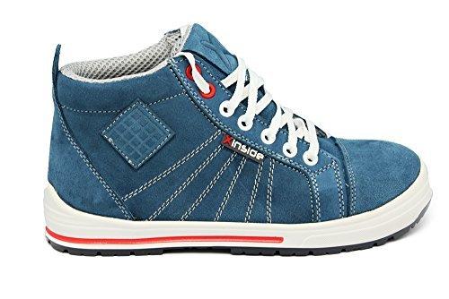 'majo S1P sicurezza scarpe da lavoro-Metallo libero Detroit