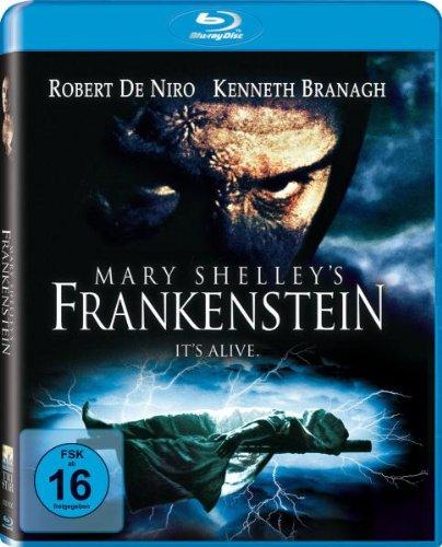 Bild von Mary Shelley's Frankenstein [Blu-ray]
