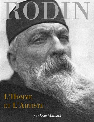 Rodin, l'Homme et l'Artiste par Auguste Rodin
